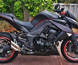 black, motorsport, and motorbike image