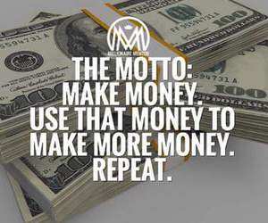 money, motto, and rich image