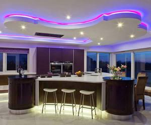 kitchen, kitchen design ideas, and kitchen island image