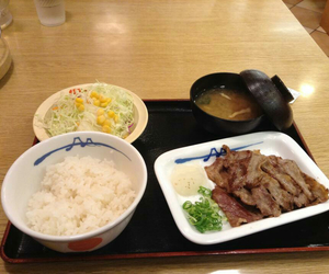 food, nihon, and japanese meal image