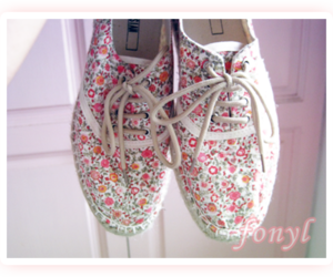 floral, vintage, and cute image