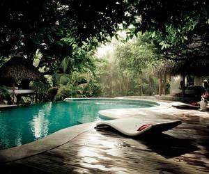 beach, luxury, and travel image