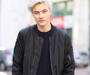 boy, cute, and lucky blue smith image