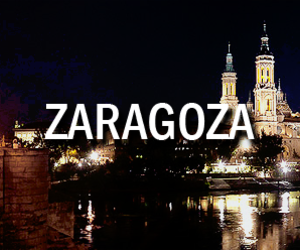 spain and zaragoza image