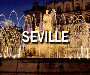 seville and spain image