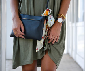 accessories, black, and style image