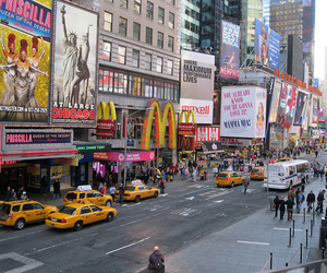 new york and times square image