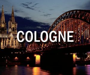 cologne, german, and night image