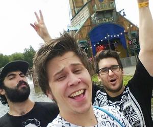 mangel, Tomorrowland, and rubius image