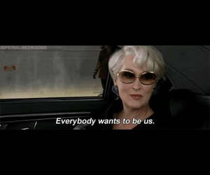 the devil wears prada, meryl streep, and movie image
