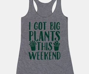 gardening, plants, and weekend image