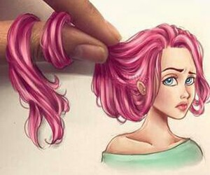 beautiful, cute, and draw image
