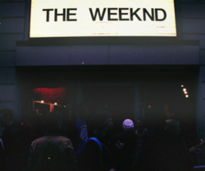 the weeknd, music, and grunge image