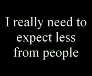 people, expect, and less image