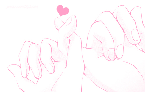 love, promise, and anime image
