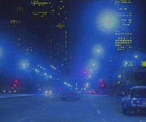 80s, neon, and terminator image
