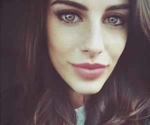 Jessica Lowndes and eyes image