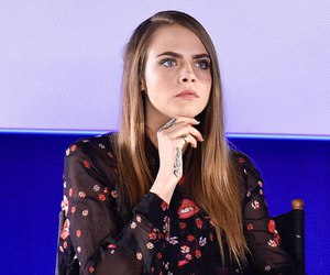 cara delevingne, paper towns, and model image