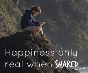 happiness, only, and real image