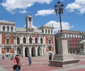 beautiful, capital, and valladolid image
