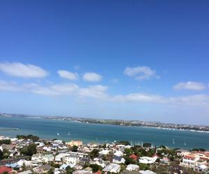 beautiful, scenery, and sea image