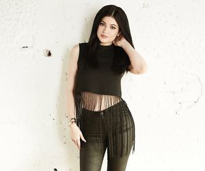 kylie jenner, style, and black image