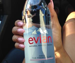 nails and evian image