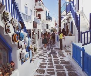beach, street, and summer image