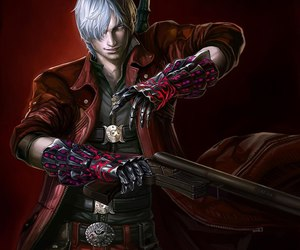 devil may cry, Dante, and dmc image
