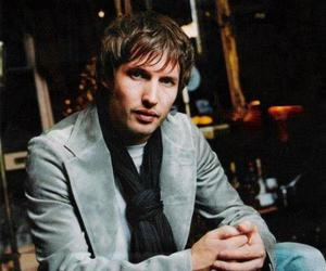 james blunt, scarf, and suit image
