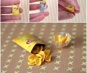 lays, cool, and food image