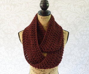 accessories, scarf, and infinityscarf image