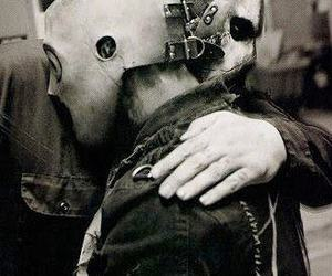slipknot, corey taylor, and paul gray image