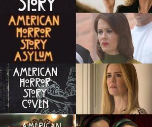 series, tv series, and ahs image