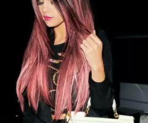 selena gomez, hair, and selena image