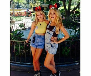 blondes, disney, and girls image
