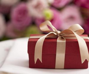 boxes, gifts, and birthday gifts image
