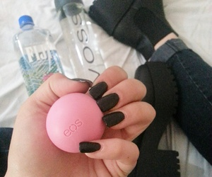 eos, fashion, and voss image