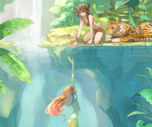 animals, anime, and beautiful image