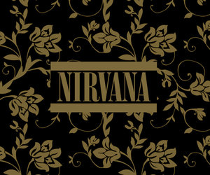 nirvana, wallpaper, and band image