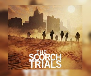 fandom, maze runner, and the scorch trials image