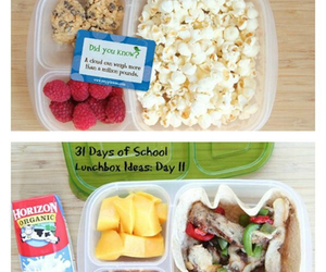 ideas, back to school, and luch box image