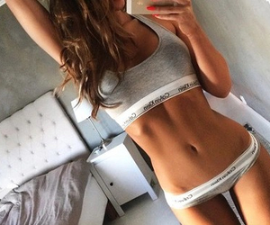Calvin Klein, fitness, and body image