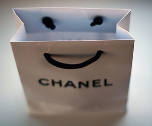 chanel, fashion, and smile image