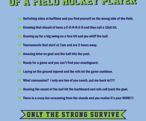 sports and field hockey image