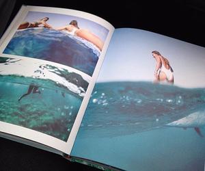 beach, bikinis, and bliss image