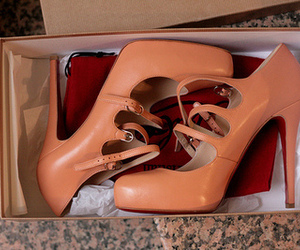 photography, pink, and shoes image