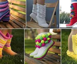 crochet, tissue, and tejido image