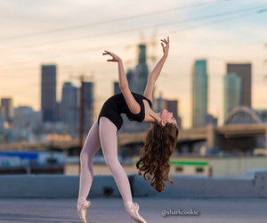 ballet, pointe, and pointe shoes image