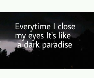 Darkness, landa del rey, and darkparadise image